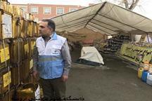 کشف بیش از 80 تن مواد غذایی فاسد در ارومیه