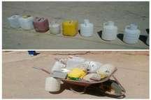 بحران کم آبی در روستاهای بخش کالپوش شهرستان میامی