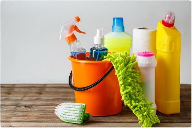 ترکیب مواد شوینده و سفیدکننده ها با آب گرم خطرناک است