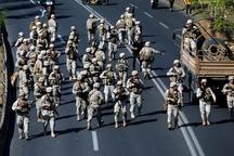 رئیس جمهور شیلی به معترضان اعلان جنگ کرد؛ استقرار نیروهای ارتش در خیابان ها+تصاویر