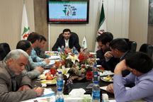 اتاق فکر کارگزاران صندوق بیمه اجتماعی کشاورزان آذربایجانشرقی تشکیل شد