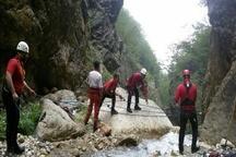 نجات دو کوهنورد مفقودی در گلستان + تصاویر