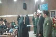چهارمین جشنواره تجلیل از اسوه های صبر واستقامت در کرمانشاه برگزار شد