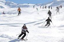 مسابقات آسیایی و پاراآسیایی اسکی به میزبانی پیست دیزین برگزار می شود