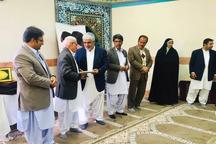 24 بازنشسته فرهنگی در خاش تجلیل شدند