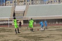 تیم فوتبال پیشکسوتان یزد بر کهگیلویه و بویراحمد غلبه کرد