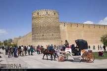 یادمان های تاریخی زندیه شیراز میزبان شایسته میهمانان نوروزی