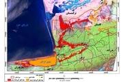 انتشار تصاویر ماهواره ای سیل در گلستان و خوزستان + تصاویر