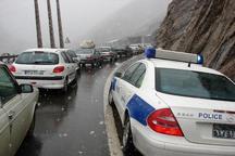 ترافیک سنگین نوروزی به جاده های مازندران بازگشت