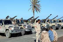 درگیری های شدید در پایتخت لیبی از سر گرفته شد