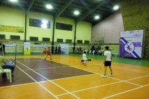 مسابقات بدمینتون دانش آموزان پسر کشور در ارومیه آغاز شد
