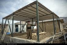 بازسازی مناطق زلزله زده شتاب گرفت