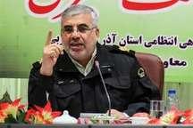 سارقان حرفه ای سیم کابل های مخابرات در بوکان دستگیر شدند