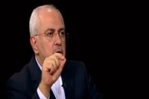 ظریف: کشورهای اسلامی نباید با وعده های توخالی صهیونیست ها گمراه شوند