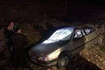 واژگونی خودرو در قوچان چهار مصدوم بر جای گذاشت
