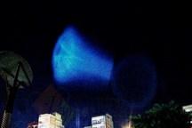 جسم نورانی در آسمان دیشب کشور چه بود؟