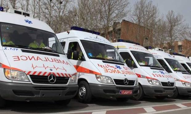 40 تیم عملیاتی آتش نشانی و اورژانس در ورزشگاه آزادی مستقرشدند