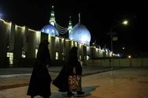 رشدپنج درصدی معتکفان اصفهان حضور دو برابری خواهران در اعتکاف