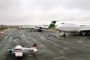 افزایش ۹ درصدی خدمات دهی فرودگاه بین المللی پیام
