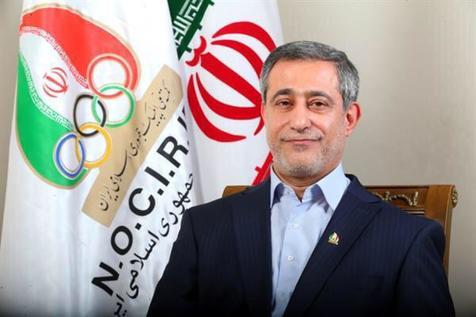 کیکاووس سعیدی سخنگوی کمیته ملی المپیک شد