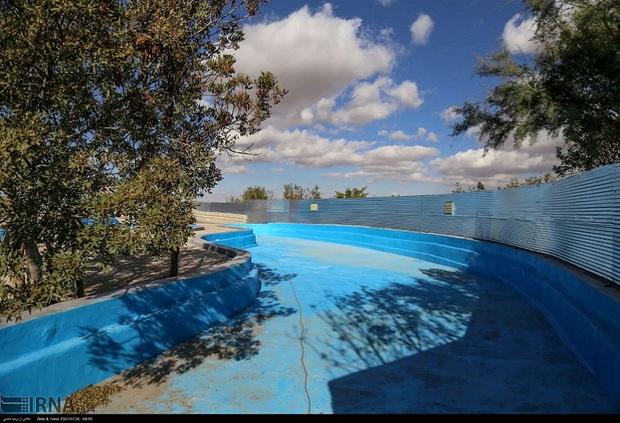 افتتاح استخر روباز بانوان بجنورد منوط به تامین امنیت آن است