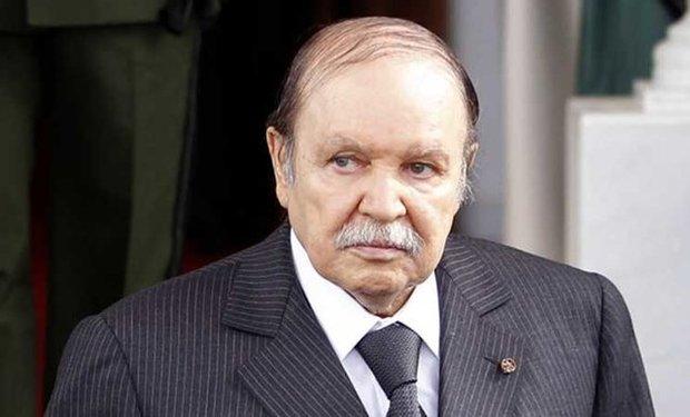 درگذشت رئیس جمهوری الجزایر تکذیب شد