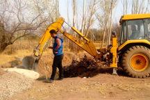 بیش از سه هزار چاه غیرمجاز در حوضه دریاچه ارومیه مسدود شد