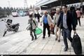 ورود زائر و مسافر به مشهد افزایش یافت