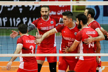 تیم والیبال شهرداری تبریز واگذار میشود