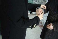 زنان جیب بر دستگیر شدند