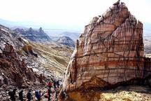 اثر طبیعی ملی کوه نمک استان بوشهر پاکسازی شد