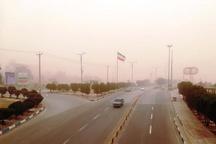 خوزستان تا چهارشنبه غبارآلود است