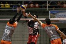 برد شهرداری ارومیه برابر راهیاب ملل مریوان در لیگ برتر والیبال