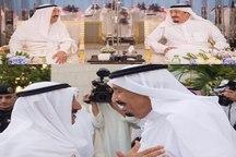 امیر کویت با پادشاه عربستان دیدار کرد/ رایزنی برای حل بحران میان ریاض و دوحه