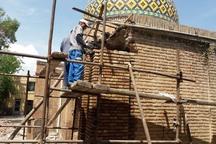 مرمت و بازسازی 35 بقعه مذهبی قزوین اجرایی شده است