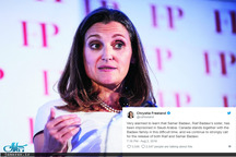 همیشه پای یک زن در میان است/ وزیری که میانه عربستان و کانادا را با دو کلمه به هم زد، بشناسیم + تصاویر