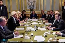 عکس/ حواشی اجلاس بین المللی پاریس