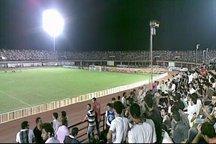 ورزشگاه سردارجنگل رشت مشکلی برای برگزاری مسابقه ندارد