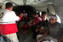 انتقال 2600 فرد سیل زده  خوزستانی به مناطق امن