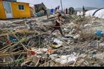 احتمال وقوع اپیدمی گوارشی در مناطق زلزله زده وجود دارد