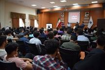 نخستین رویداد داستان موفقیت در دانشگاه بجنورد برگزار شد