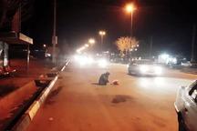 20 معتاد متجاهر توسط پلیس در سقز جمع آوری شدند