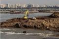 ساخت و سازهای غیرقانونی در ساحل بندرلنگه تخریب شد