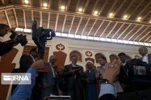 وزیر فرهنگ از ۲ جلد کتاب مربوط به ایل سنگسر رونمایی کرد