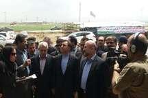 تمام تلاش دولت تکمیل خط آهن تهران - همدان تا اردیبهشت است