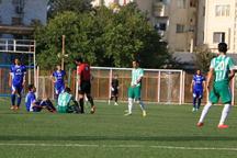 برتری تیم فوتبال استقلال برابر ملوان جوان رشت