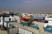 پیلهوران پلدشتی بیش از ۲۲.۵ میلیون دلار کالا صادر کردند