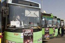 210 دستگاه اتوبوس از قزوین به زائران اربعین خدمات می دهند