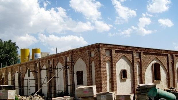 پروژه های مرمتی گردشگری آذربایجان شرقی حدود 2 برابر شد