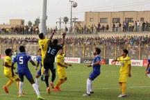 نمایندگان خوزستان درهفته بیست و نهم، 6 بازیکن محروم دارند